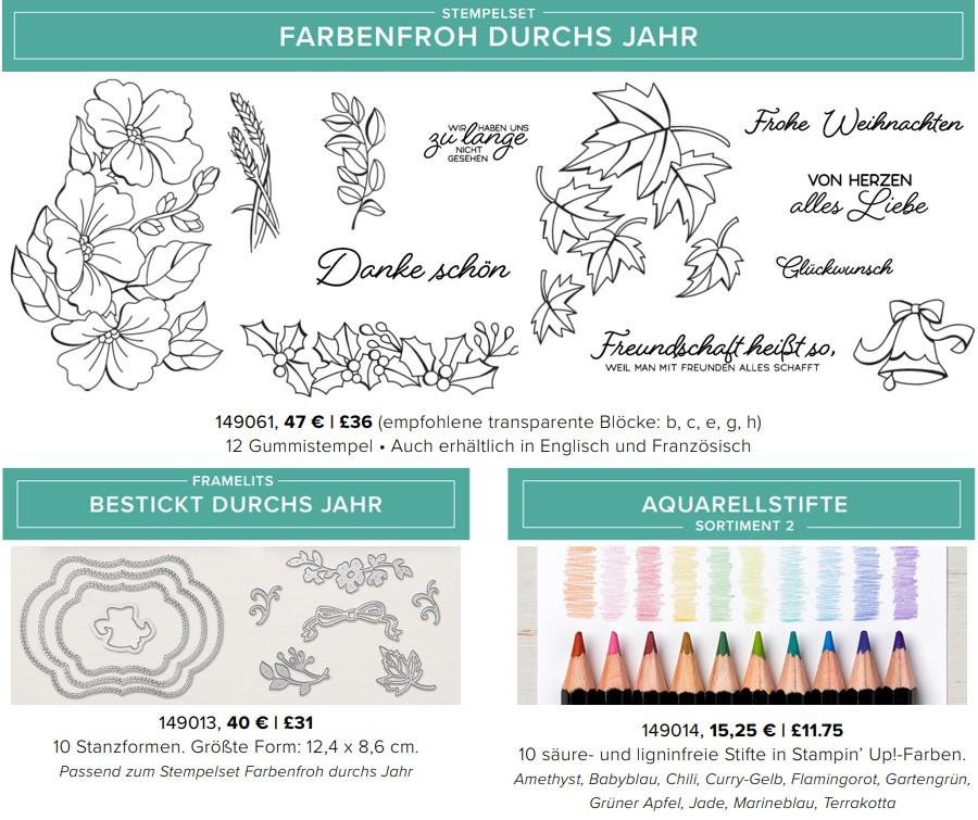 """Aktion """"Farbenspiel der Jahreszeiten"""""""