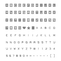 Labeler Alphabet von Stampin' Up!