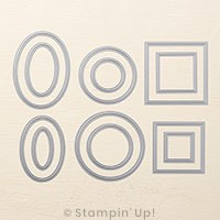 Stickmuster von Stampin' Up!