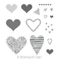 Heart Happiness von Stampin' Up!