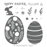 Hello Easter von Stampin' Up!