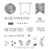 Yay You von Stampin' Up!