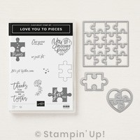 Love You To Pieces von Stampin' Up!