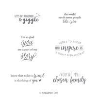 Part Of My Story von Stampin' Up!